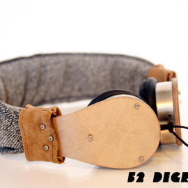 nicomonterosso  - Handmade Plywood Headphones