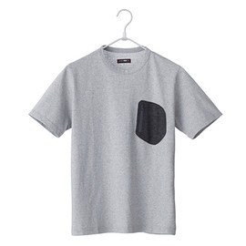 CASH CA - WOOL POCKET S/S TEE