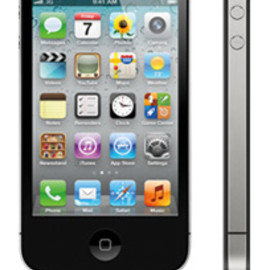Apple - iPhone 4S (Black)