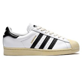 adidas - Superstar White/Black
