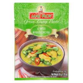 MAE PLOY - Green Curry Paste