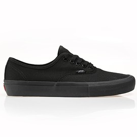 VANS - AUTHENTIC PRO (BLACK/BLACK)