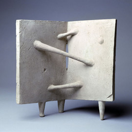 Isamu Noguchi / イサム・ノグチ - Love of Two Boards, 1950