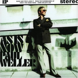 Paul Weller - As Is Now Ep [7 inch Analog]