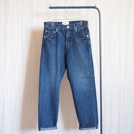 YAECA - Denim Pants #navy