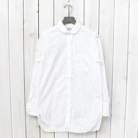 FWK ENGINEERED GARMENTS - Round Collar Shirt-80's Broadcloth