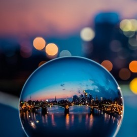 Crystal Ball After Sunset