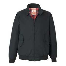 BARACUTA - G9 Slim Fit Harrington Jacket 'Made In England'