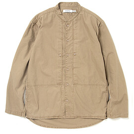 NONNATIVE - CLIMBER L/S SHIRT JACKET COTTON BAFU CLOTH VW