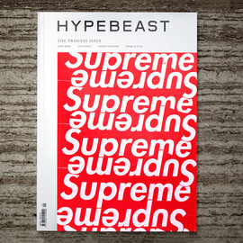 HYPEBEAST Magazine - The Process Issue