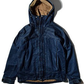 ALDIES - Split Mountain Parka