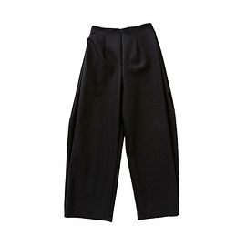 beautiful people - stretch W cloth tucked pants