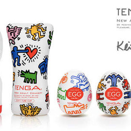 TENGA - keith haring model