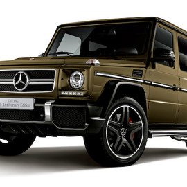 Mercedes-Benz - G 63 AMG 35th Anniversary Edition