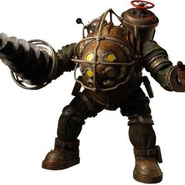NECA - Ultra Deluxe Action Figure: Big Daddy