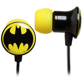 Batman Headphones - Cool Batman Design