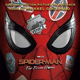 Michael Giacchino - Spider-Man: Far from Home: Original Motion Picture Soundtrack