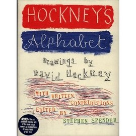 David Hockney - Hockney's Alphabet