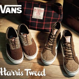 VANS - HARRIS TWEED × VANS SK8-HI & ERA