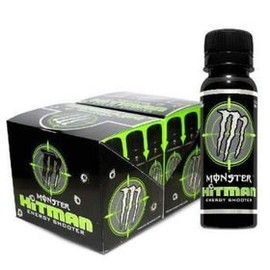Monster Energy - Monster Hitman Energy Shooter