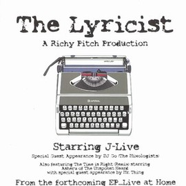Richy Pitch - The lyricist feat. J-Live / 7Heads