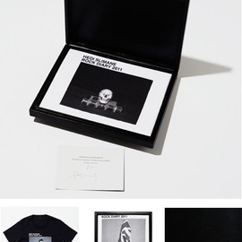 "HEDI SLIMANE - for Stie-lo ""ROCK DIARY 2011"""