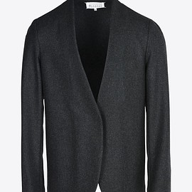 Maison Martin Margiela - Collarless Jacket