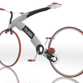 OTT - Chain-less Nulla Bike Concept
