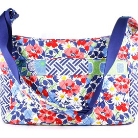 Vera Bradley - Baby Bag in Blue Medley