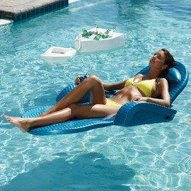 Frontgate - Floating Pool Chaise
