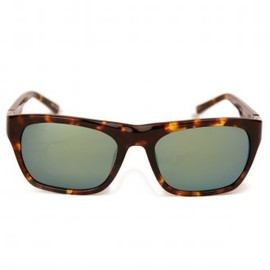 LINDA FARROW, Wooyoungmi - Sunglasses in Tortoise Shell