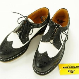 Dr.Martens - ウイングチップ 3989