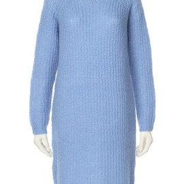 G.V.G.V. - MOHAIR KNIT DRESS