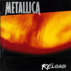 METALLICA - RELOAD (2 LP SET)