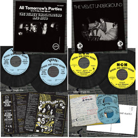 The Velvet Underground - Singles 1966-69 USA 7inch BOX