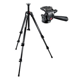 manfrotto - 190CX3 + 391RC2J