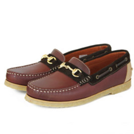 bal - Bit Loafer (burgundy)