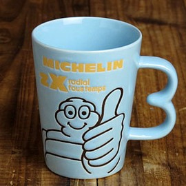 Michelin - Good Sign Mug Cup blue