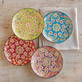 Viva Terra - Winter Garden Plate and Bowl Sets