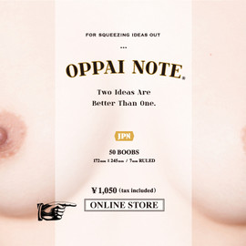 That's all right inc. - おっぱいノート oppai note