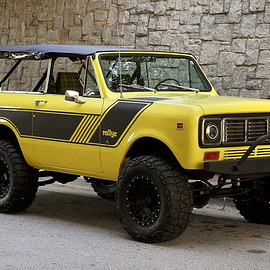 International - Scout II 1976
