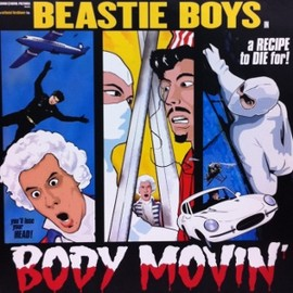 Beastie Boys - Body Movin'  / Grand Royal