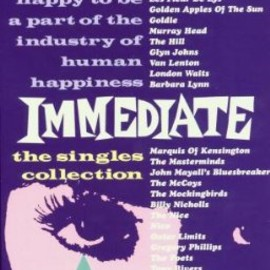 Various Artists - The Immediate Singles Collection