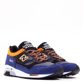 New Balance - M1500RBO - Black/Blue/Orange