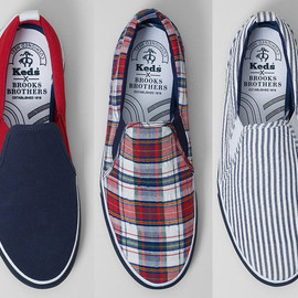 keds×brooks brothers - brooks-bros-keds