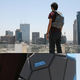 YANKO DESIGN - backpack07