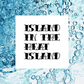 YAE RECORDS - ISLAND IN THE HEAT ISLAND