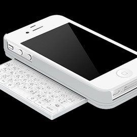 KIANO - iPhone Keyboard Case