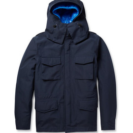 ASPESI - Aspesi Thermoregulating Double-Layered Field Jacket