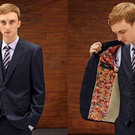Paul Smith - 2014 Spring/Summer Tailored Collection